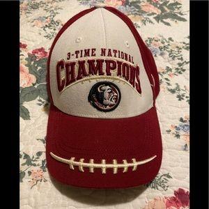 * Florida State Seminoles Championship hat